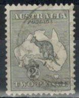 AUSTRALIEN 1915 - MiNr: 41 Ix  Used - 1913-48 Kangaroos