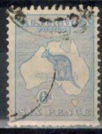 AUSTRALIEN 1915 - MiNr: 44 I  Used - 1913-48 Kangaroos