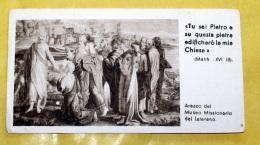 ITALIA 1930 - ANTICO SANTINO SAN PIETRO - Devotieprenten