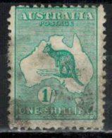 AUSTRALIEN 1915 - MiNr: 47 II  Used - 1913-48 Kangaroos