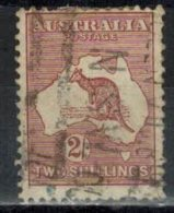 AUSTRALIEN 1929 - MiNr: 85  Used - 1913-48 Kangaroos