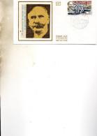 FDC MONACO   GOUDRONNAGE DES ROUTES   TIMBRE    N° YVERT ET TELLIER   1119   1977 - FDC