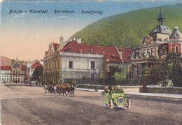 Brasso - Kronstadt - Rezsökörut - Rudolfsring (animation, Oldtimer, 1922) - Roumanie