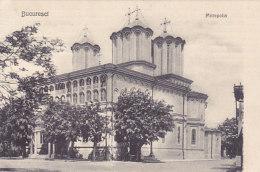 Bucuresci - Mitropolia (1907) - Roumanie