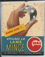 PLAQUE GIBBS - Plaques Publicitaires