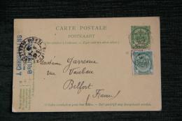 CARTE POSTALE ( Entier Postal ) - 1903 - Stamped Stationery