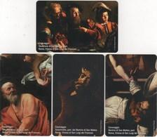 *VATICANO:2^ Emissione 2010 - Numeri 178/181* - Schede NUOVE (MINT) In Folder - Vaticano