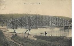 54   Liverdun  Le Nouveau Pont - France