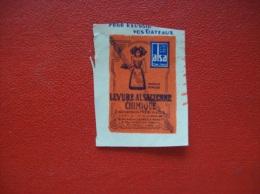 """France: Vignette """"Alsa"""", Levure Alsacienne - Autres"""
