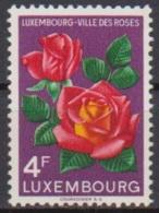Luxemburg 1954 MiNr.550  ** Postfr. Luxemburg Stadt Der Rosen (  288 ) - Ungebraucht