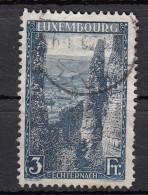 Luxembourg Vue D'Echernach  YT N° 145 - 1914-24 Marie-Adélaïde
