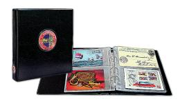 ALBUM PREMIUM POUR CARTES POSTALES - Supplies And Equipment
