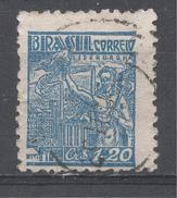 Brazil 1947, Scott #665 Steel Industry (U) - Brésil