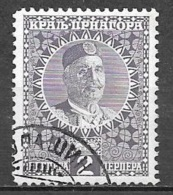 1913 2pa King Nicholas I, Used - Montenegro