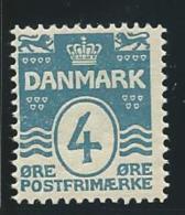 DANEMARK: **, N°51, TB