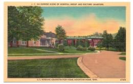 USA - TENNESSEE - JOHNSON CITY, U.S. Veterans Administration Home, Mountain Home - Johnson City