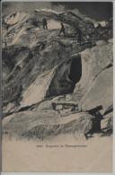 Gletsch - Eisgrotte Im Rhonegletscher - VS Valais