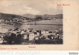 PORTO MAURIZIO-IMPERIA-PANORAMA-OTTIMA CONSERVAZIONE-2 SCAN- - Imperia