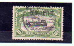 10 F « Mols », Bateau à Aubes, 49 Ø, Cote 42,-€.      Belle Oblitération Ronde à Date - 1894-1923 Mols: Used