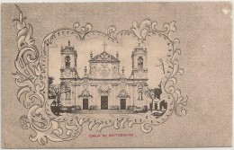 Postal Portugal - Matosinhos - Igreja De Mattosinhos - CPA - Carte Postale - Postcard - Porto