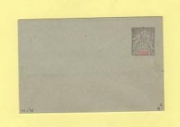 Oceanie - Entier Postal - Enveloppe 116x76 - 15c