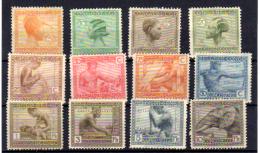 Métiers Et Industries Indigènes, 105 / 117*, Cote 45 €, - Belgisch-Kongo