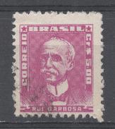 Brazil 1956, Scott #798 Ruy Barbosa, Minister (U) - Brésil