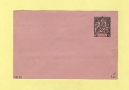 Senegal - Entier Postal - Enveloppe 116x76 - 25c - Rabat Colle