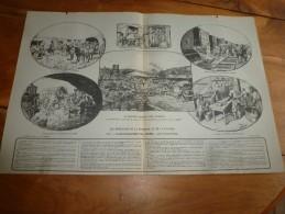1914-18 Stratégie,Tactique De Guerre (par Gén Dubail Et Illustr. Jonas) :RAVITAILLEMENT ,EVACUATIONS , édit. Schwarz - Documents