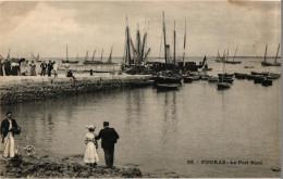 FOURAS .. LE PORT NORD - Fouras-les-Bains