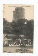 Cp , 37 , CHATEAU RENAULT , La Tour De CARAMENT , Voyagée 1928 - Frankreich