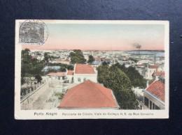 AK   BRASIL  BRAZIL  PORTO ALEGRE   1923 - Porto Alegre