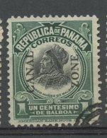 Canal Zone 1909 1c Balboa Issue #31 - Kanalzone