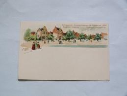 BRUXELLES    EXPOSITION INTERNATIONALE DE 1897 - Expositions Universelles