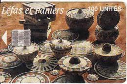 GUINEA, Chip, Handicrafts, 100 Units - Guinée