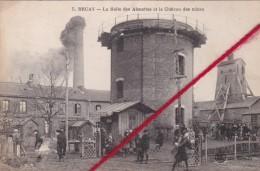 CP 62  -   BRUAY EN ARTOIS  -  La Halte Des Alouettes Et Le Château Des Mines - Non Classificati