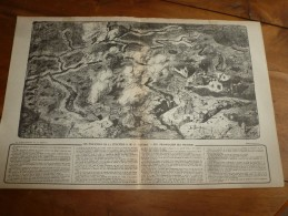 1914-18 Stratégie,Tactique De Guerre (par Gén Dubail Et Illustr. Jonas) :ORGANISATION DES POSITIONS , édit. Schwarz - Documents