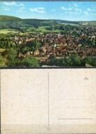 Ak Deutschland - Büdingen - Panorama - Wetterau - Kreis