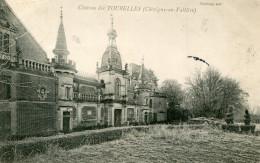 CHATEAU DES TOURELLES(COTE D OR) CHEVIGNY EN VALLIERE - Autres Communes
