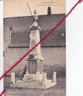 CP 62  -   BRUAY EN ARTOIS   - Monument Aux Morts De Labuissière - Non Classificati
