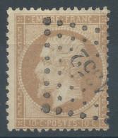 Lot N°30871   N°21, Oblit PC Du GC 1352 DREUX (27) - 1862 Napoleon III