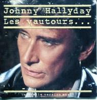 """Johnny Hallyday""""CD Single 3 Titres""""Les Vautours""""Nouvelle Version Maxi""""Collector - Musique & Instruments"""
