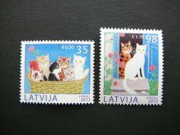 Latvia Lettland Lettonie 2013 ** MNH # Mi. 869/0 Cats. - Lettonie