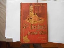 LES HERITIERS DE JEANNE D'ARC SCENES DE LA VIE AU XVe FREDERIC DILLAYE 1888  21 COMPOSITIONS DE A.SANDOZ - History