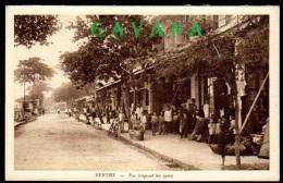 BENTRE - Rue Longeant Les Quais - Vietnam
