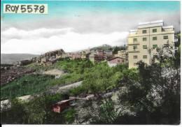 Lazio-roma-olevano Romano Veduta Panorama Parte Interno Citta' - Altre Città