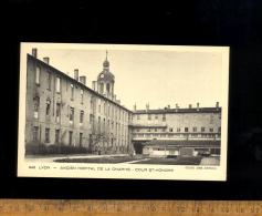 LYON 69002 : Ancien Hôpital De La Charité : X3 Cour St Saint Honoré + Salle Du Conseil + Archives - Lyon 2