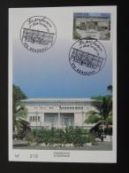 Carte Maximum Card Préfecture Mayotte 1999 - Brieven En Documenten