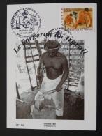 Carte Maximum Card Forgeron Blacksmith Mayotte 2005 - Mayotte (1892-2011)