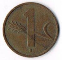 Switzerland 1954B 1c - Switzerland